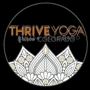 Thrive Yoga Summit Logo